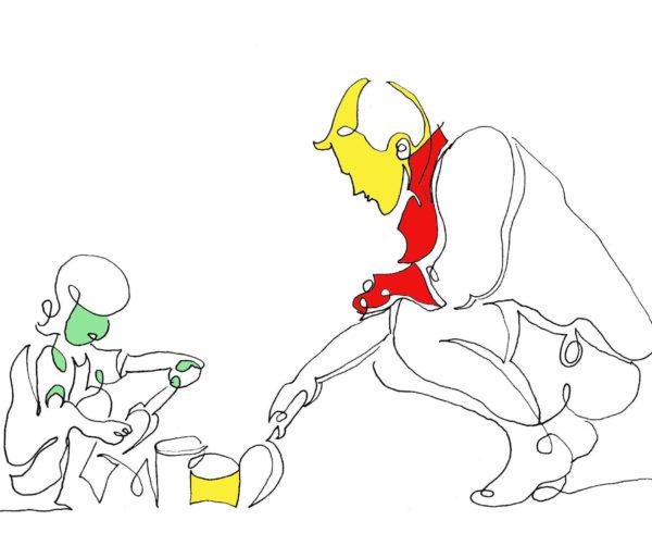 psicoterapia dell'infanzia